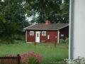Hütte für Kanuwanderer