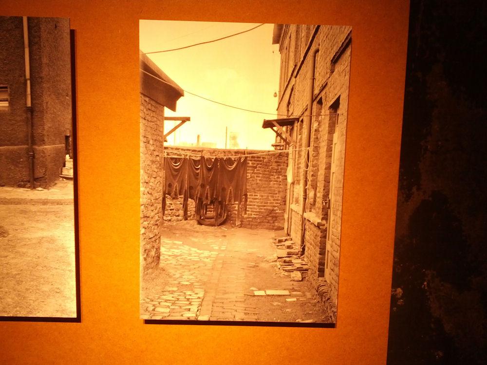 Zeche Zollverein, Ausstellung Chargesheimer